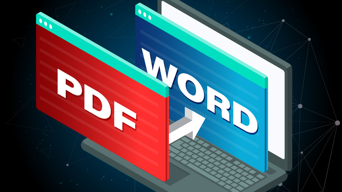 Convert Pdf To Word Online Completely Free Techlogitic