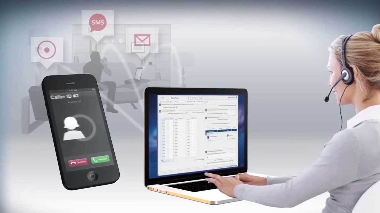 A Proactive Customer Communication Using an Auto Dialer System