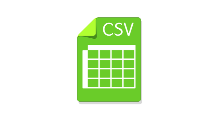 Export from CSV Files
