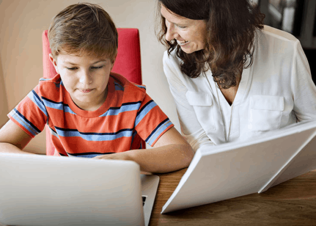 5 Easiest Ways to Teach Your Child about E-Learning