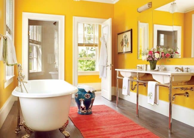 6 Best Bathroom Paint Ideas Trending in 2021