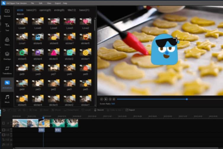 How to Make A Video With Emoji