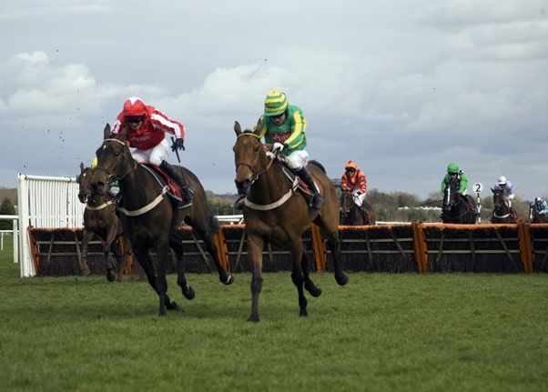 The favourites for the Topham Handicap Chase