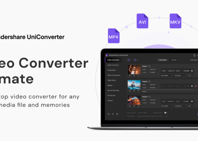 Why Should Wondershare Uniconverter Be Your Next One-Stop Video Solution?