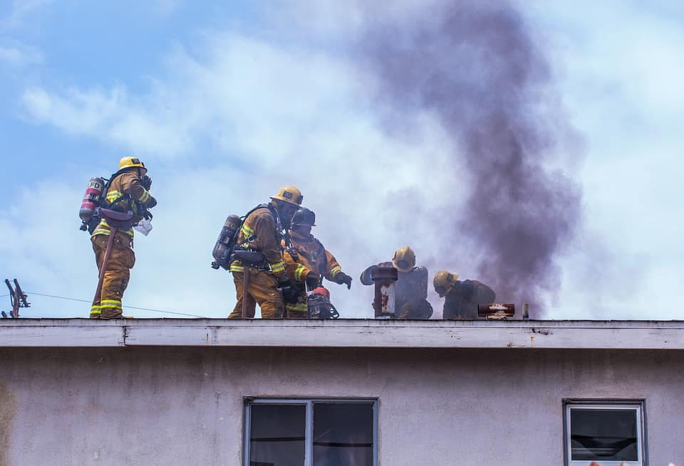 Technology in Fighting Fires