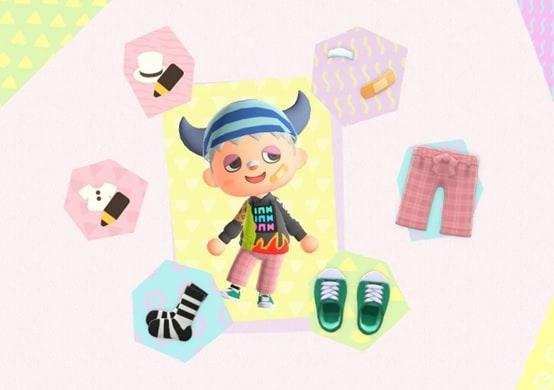 Animal Crossing New Horizons Horned Hats