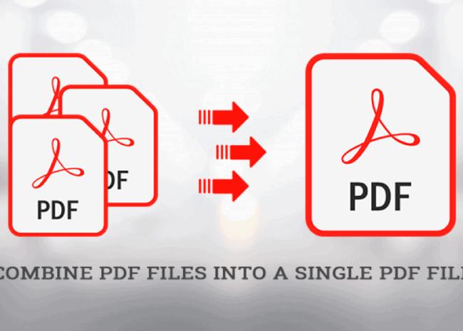 How to Combine PDF files into a single PDF File?