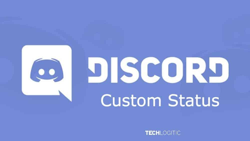 discord custom status