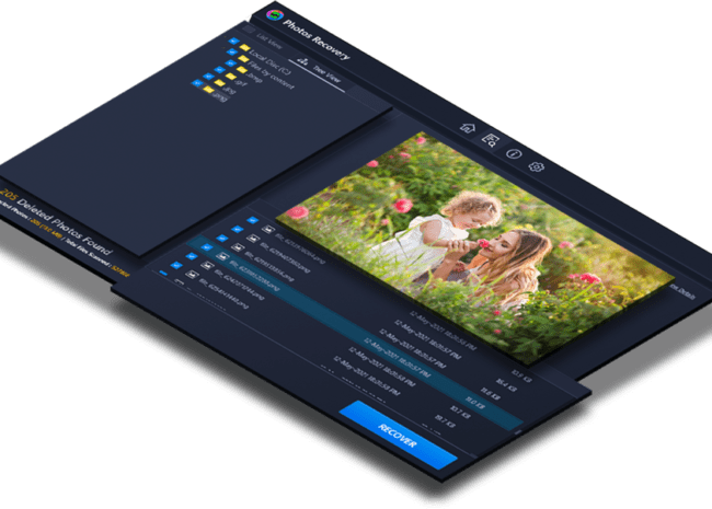 Photos Recovery App for Windows