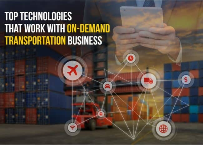 Re-programming On-Demand Transportation Businesses With the Power of Technology