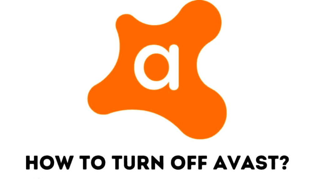 turn off avast