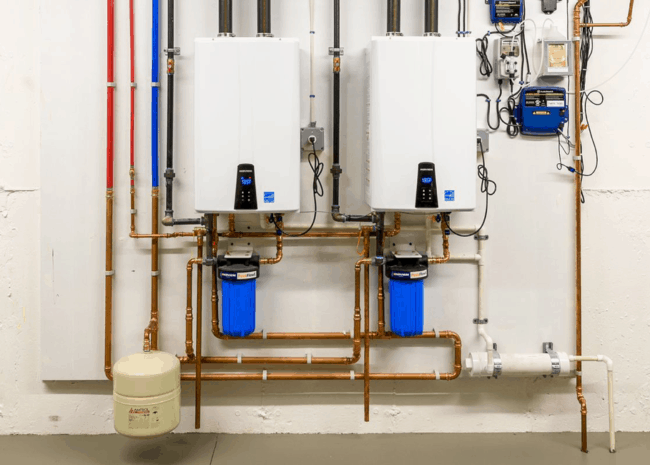 7 Considerations For Choosing The Right Tankless Water Heater