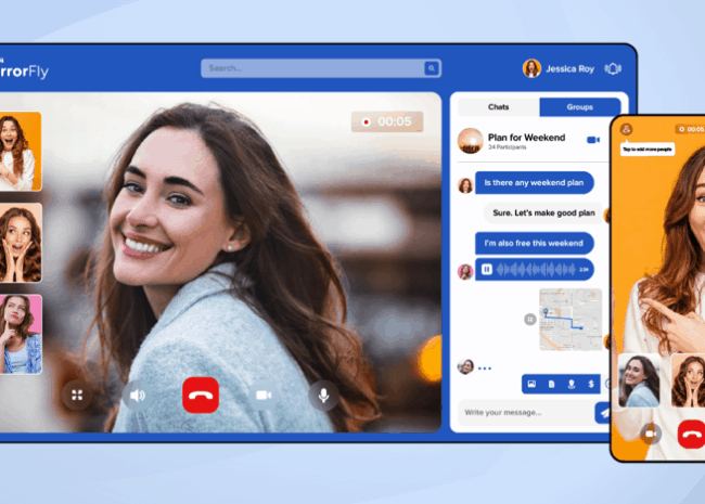 Best use cases of video chat app for education