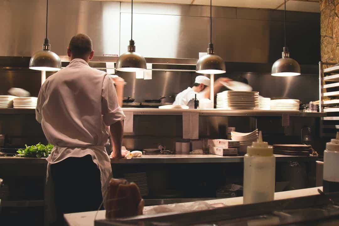 High-Quality Kitchen Equipment