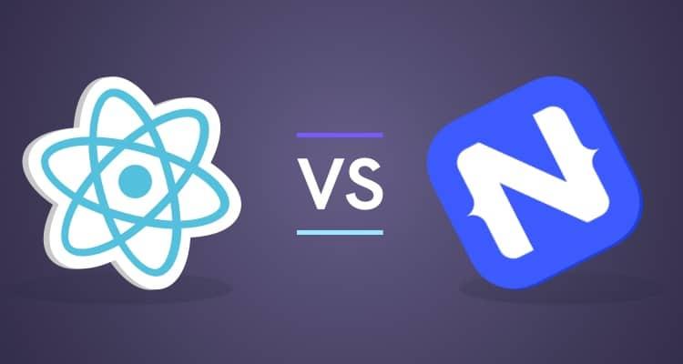 NativeScript vs React Native