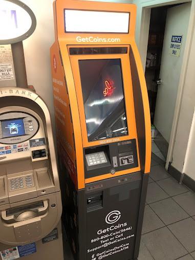 Bitcoin ATM Machine near 2790 Cherry Ave, Signal Hill, CA