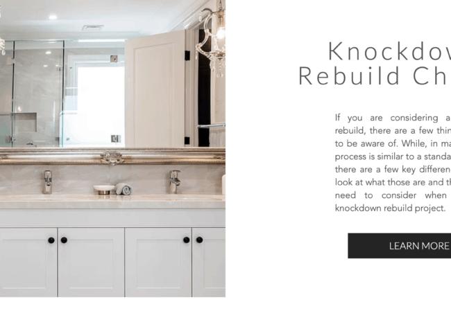 knockdown-rebuild