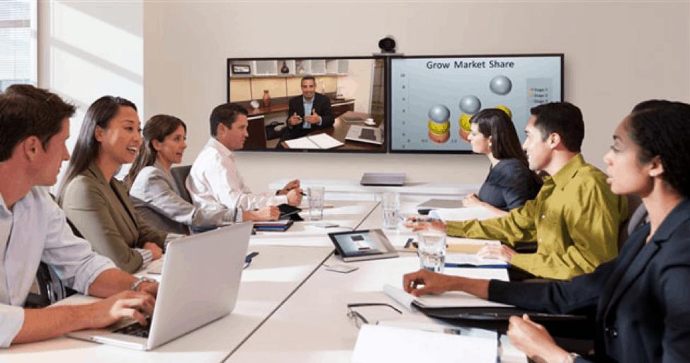 7 Conference Room Digital Signage Trends