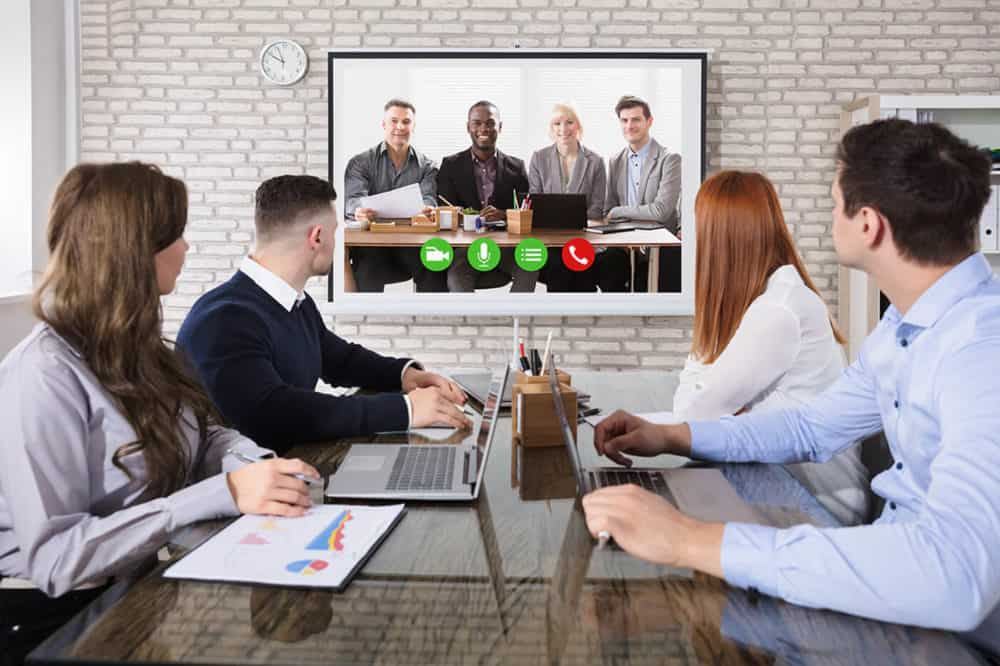 Businesses To Use Video Conferencing
