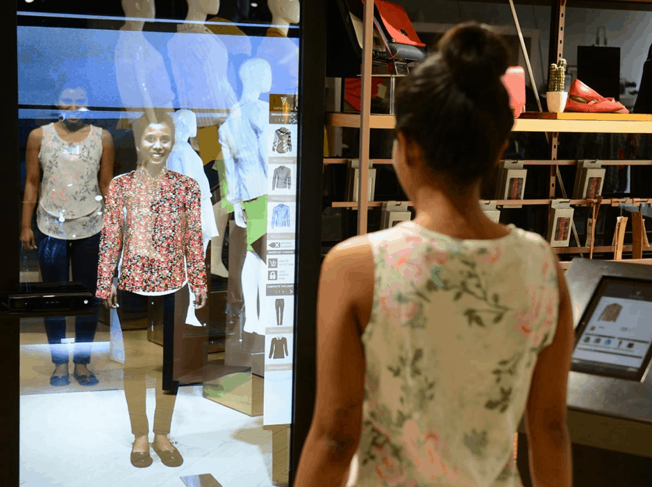 Future technologies - How do virtual fitting rooms work?