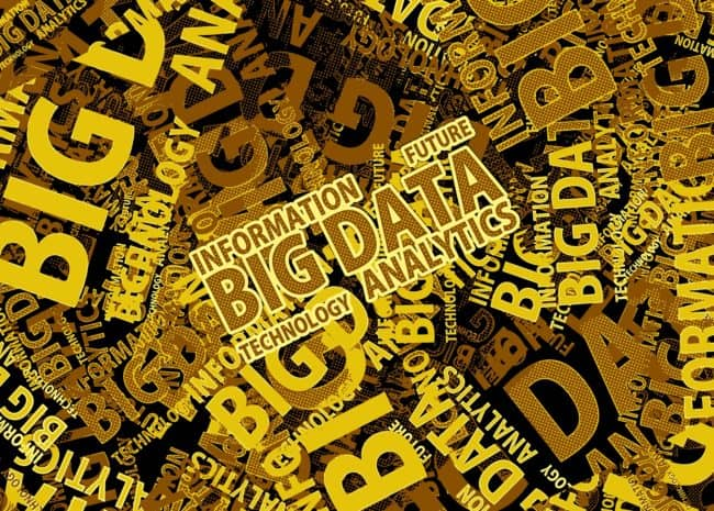 What is the difference between big data and traditional data?